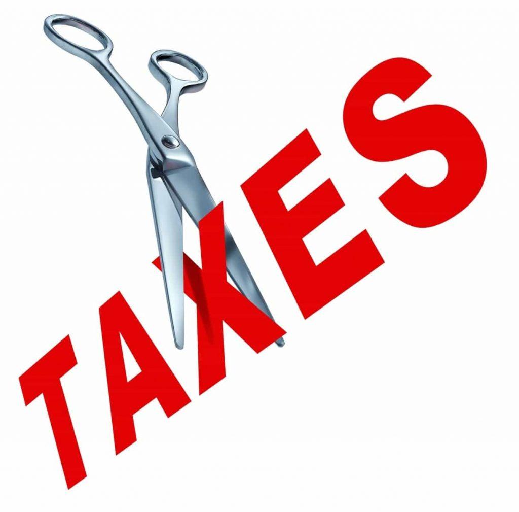 Keeping the Tax Man at bay