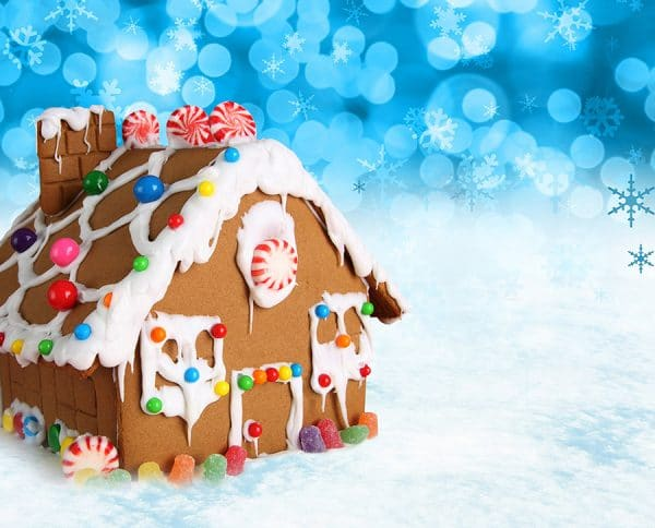 Christmas-gingerbread-house
