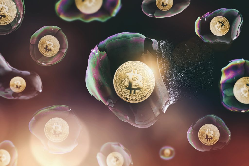Has the Bitcoin 'Bubble' Burst?