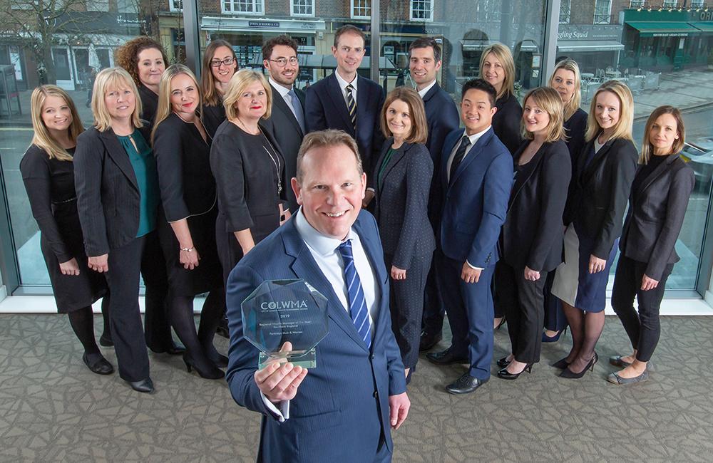 An Award Winning Team