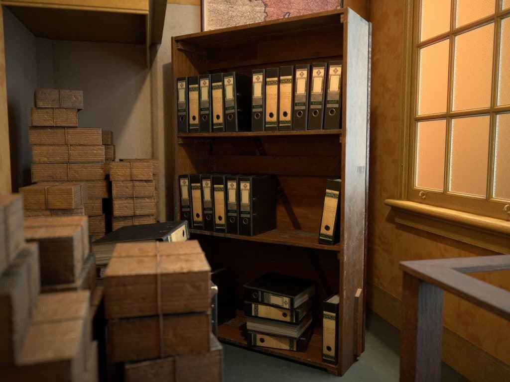 Virtual Globetrotting: Anne Frank Secret Annexe