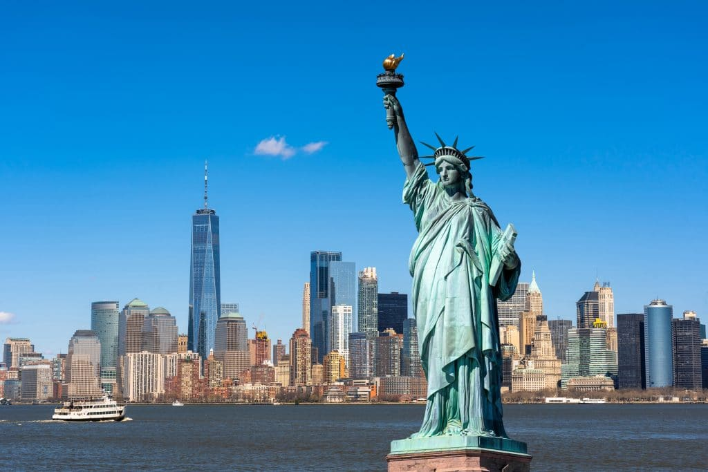 Virtual Globetrotting: The Statue of Liberty