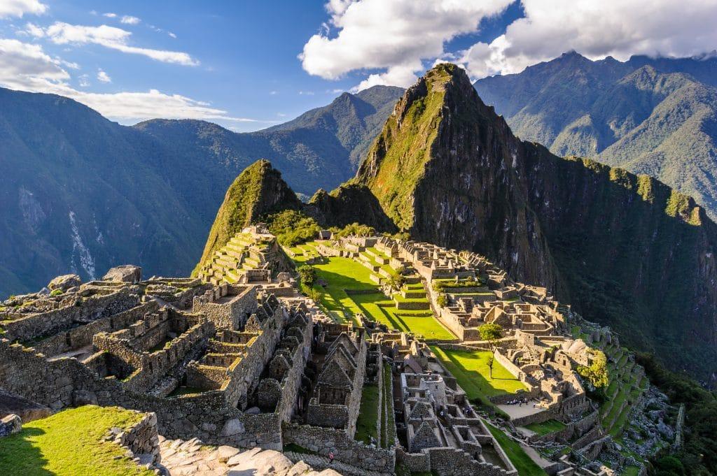 Virtual Globetrotting: Machu Picchu