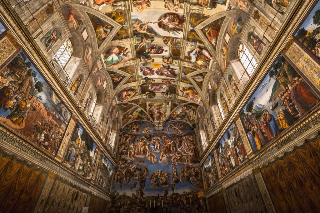 Virtual Globetrotting: The Vatican