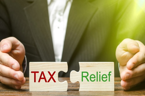 7 Ways Small Businesses and the Self-Employed can Claim Tax Relief
