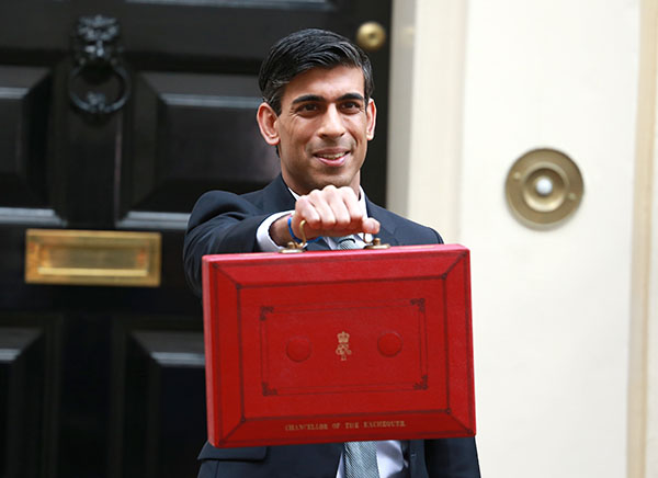 The Budget 2021